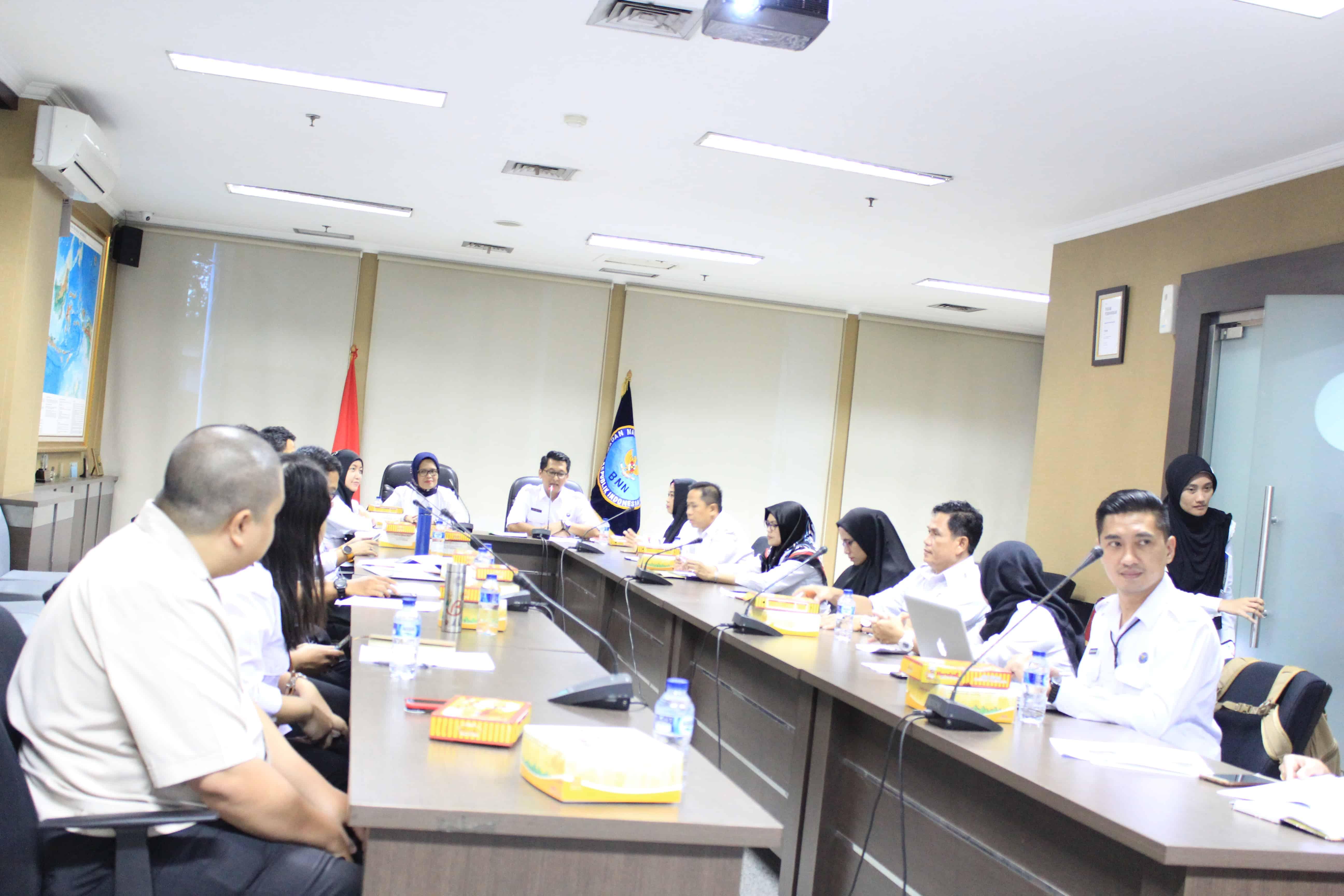 Penyusunan Laporan Asean Drug Monitoring Network (ADMN) Tahun 2018