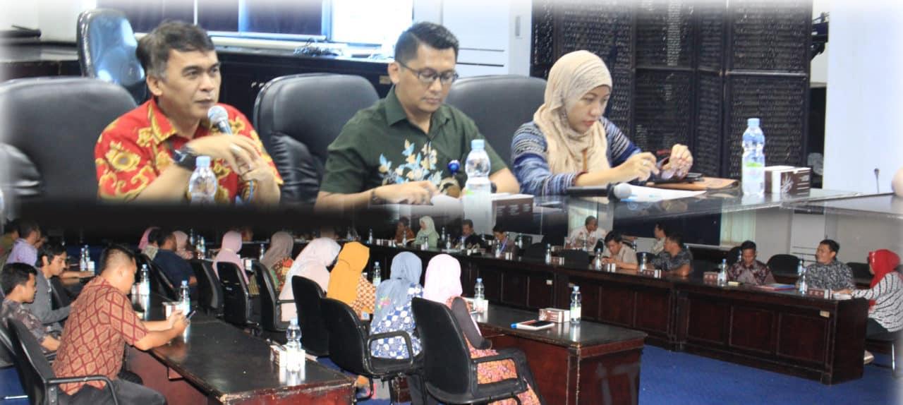 Rapat Koordinasi Data SI P4GN di Lingkungan BNN Pusat