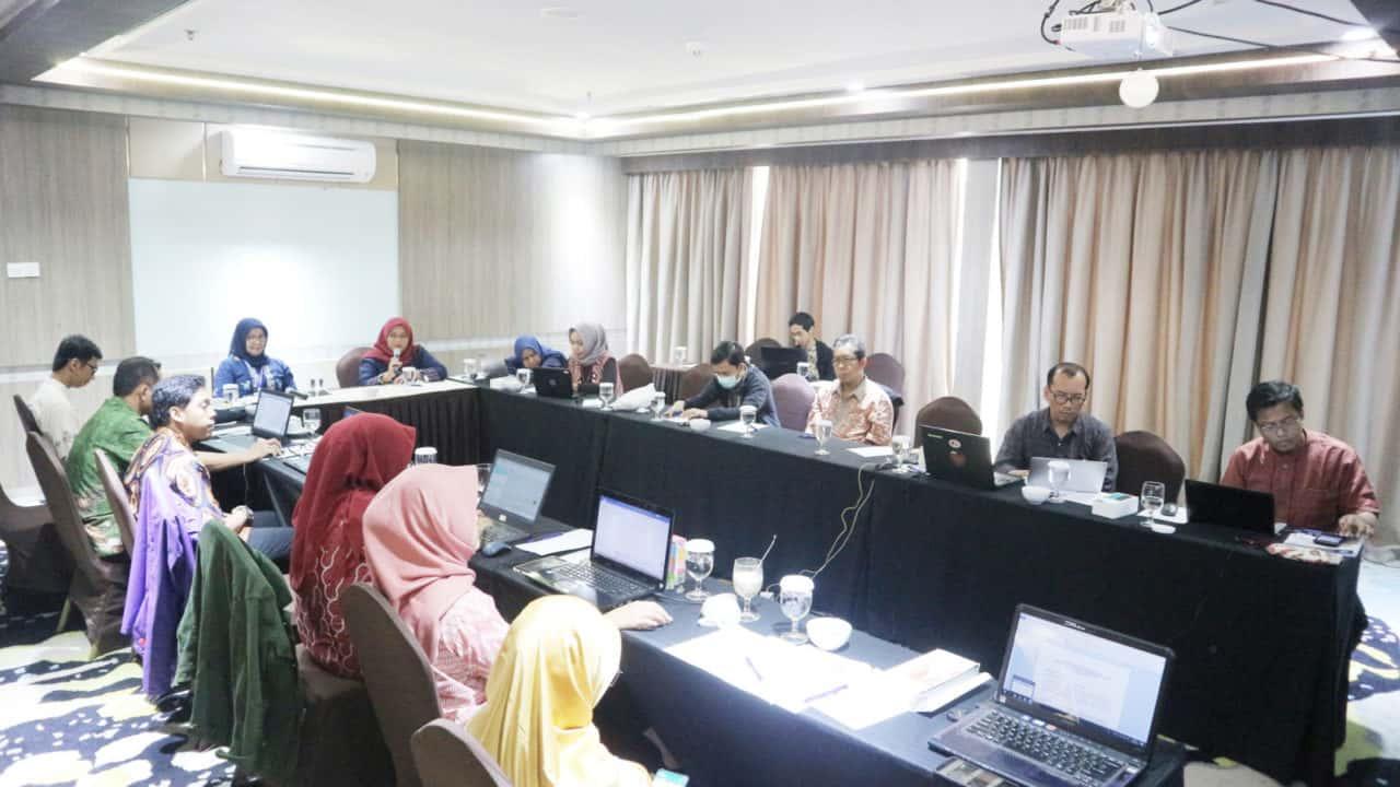Rapat Persiapan Pengumpulan Data Riset Operasional Potensi Desa dalam mendukung Program Pencegahan dan Pemberantasan Penyalahgunaan dan Peredaran Gelap Narkoba (P4GN) tahun 2019.