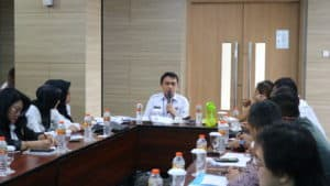 Rapat Consultative Meeting Kajian Desain Strategi Active Defense